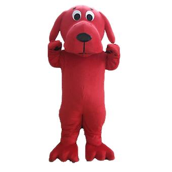 mascot big dog red, giant, Clifford SPOTSOUND