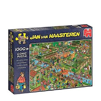 Jumbo puzzel JvH De Volkstuintjes 1000pc