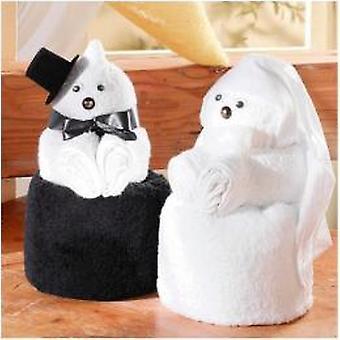 Kadoset Bride + Groom black/wi