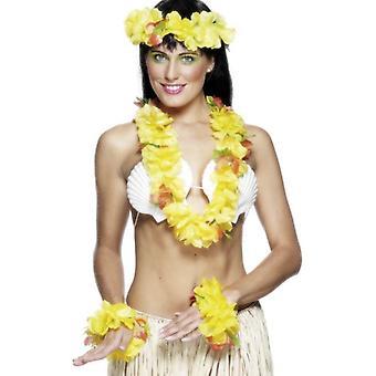 Hawaiian Set Yellow.