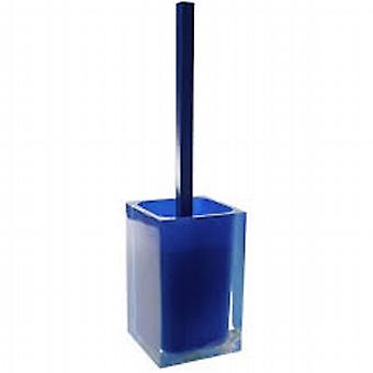 Rainbow Toilet Brush Glossy Blue RA33 05