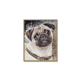Schipper Pug Paint By Numbers