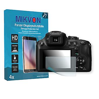 Panasonic Lumix DMC-FZ72 Screen Protector - Mikvon Armor Screen Protector (Retail Package with accessories)