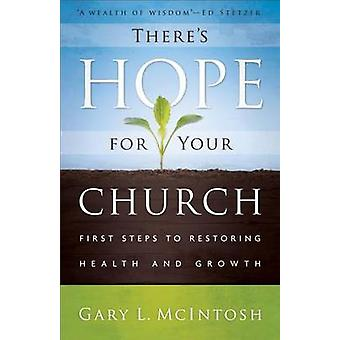 Der er håb for din kirke - første skridt til at genoprette sundhed og Gro