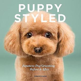 Puppy Styled - Japanese Dog Grooming - Before & After by Puppy Sty