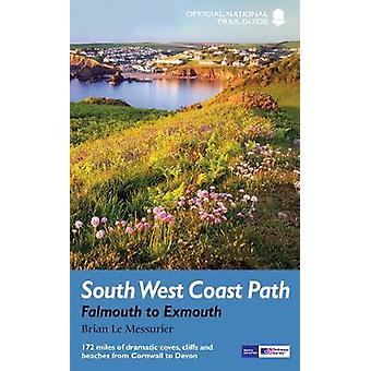 South West Coast Path - Falmouth to Exmouth - 172 miles of dramatic cov