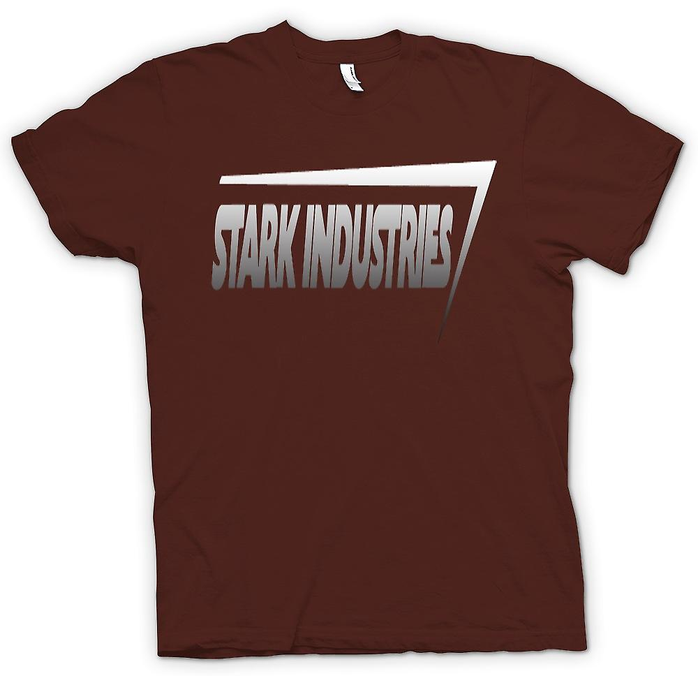 Mens T-shirt - Stark Industries Logo - Iron man