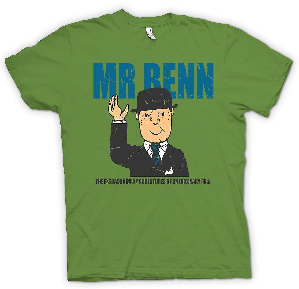 Mens T-shirt - Herr Benn - außergewöhnliche Abenteuer von einer gewöhnlichen