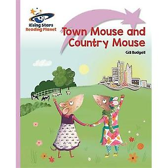 Reading Planet - Town Mouse and Country Mouse - Lilac Plus - Lift-off