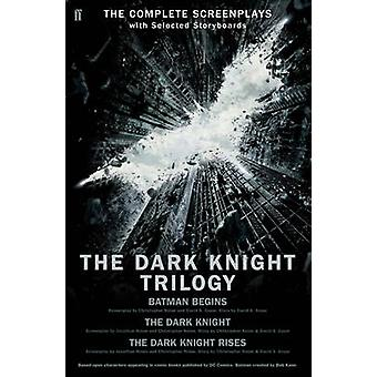The Dark Knight Trilogy (Main) by Christopher Nolan - 9780571287789 B