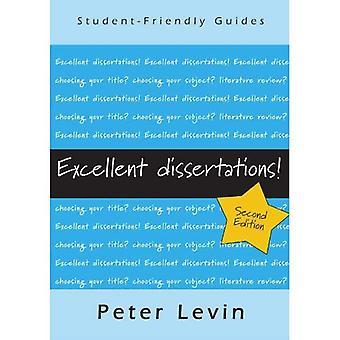 Excellentes Dissertations!