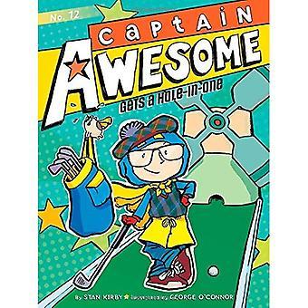 Captain Awesome blir en Hole-In-One