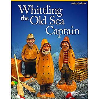 De oude zee kapitein whittling, herziene uitgave