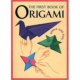 First Book of Origami
