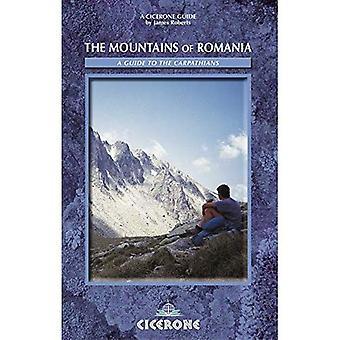 Les montagnes de la Roumanie (Cicerone montagne à pied)