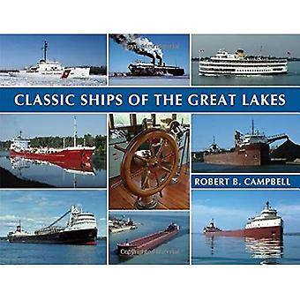 Classic Ships of the Great Lakes