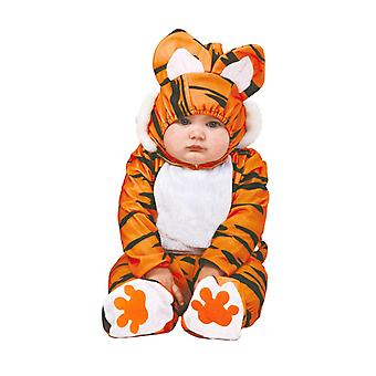 Toddlers Cute Baby Tiger Fancy Dress Costume