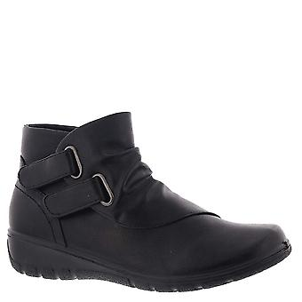 Easy Street Womens Franny Closed Toe Ankle Fashion Boots