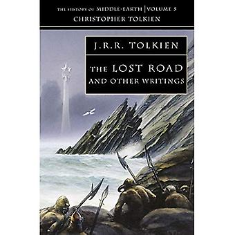 The Lost Road: v.5 1 (History of Middle-Earth)