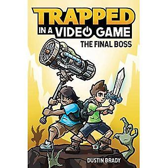 Atrapado en un videojuego (libro 5): el jefe Final (atrapado en un videojuego)