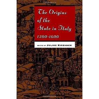 Oprindelsen af staten i Italien - 1300-1600 af Julius Kirshner - 97