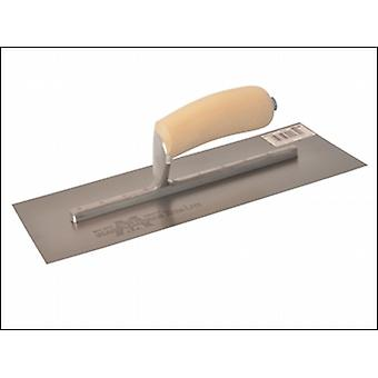 MXS13 FINISHING TROWEL - WOODEN HANDLE 13 X 5IN