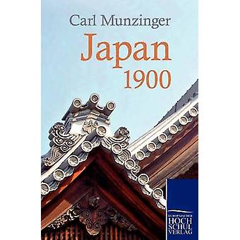 Japan 1900 by Munzinger & Carl