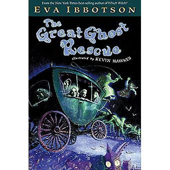 The Great Ghost Rescue by Eva Ibbotson - 9780142500873 Book
