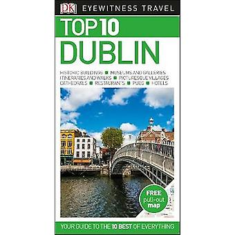 Top 10 Dublin by DK - 9780241296240 Book