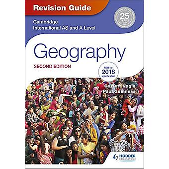 Cambridge International AS/A Level Geography Revision Guide 2nd editi