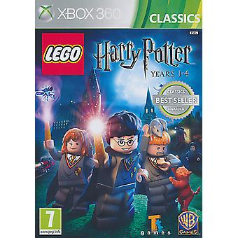 LEGO Harry Potter Years 1-4 Classics - Xbox360