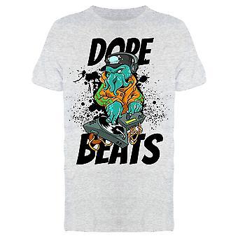 Dope Beats Dude Tee Men's -Image by Shutterstock