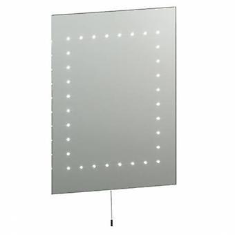 Valo valaistu kylpy huone peilit hopea, peilattu lasi Ip44