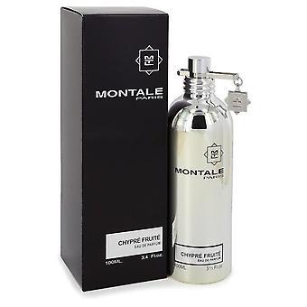 Montale Chypre Fruite Eau De Parfum Spray (Unisex) par Montale