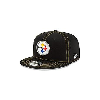 Neue Ära Nfl Pittsburgh Steelers 2019 Sideline Road 9fifty Snapback