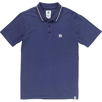 Element Pasco Polo Shirt in Ink