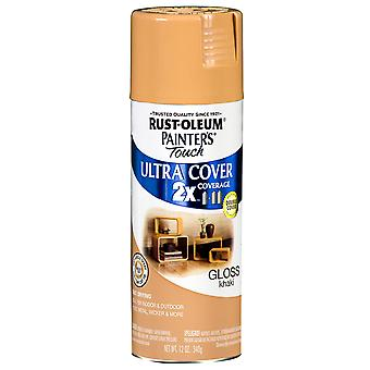 Painter's Touch Ultra Cover Aerosol Paint 12 Ounces Khaki Ptuc249 103
