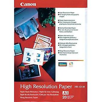 Photo paper Canon High Resolution Paper HR-101 1033A006 DIN A3
