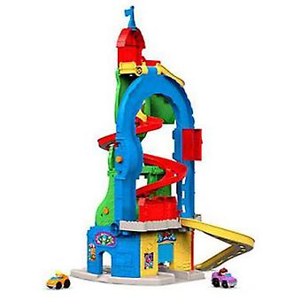 Fisher-Price Ciudad De  Cochelandia  Dft71  Little People (Bebes , Jouets , Vehicules)