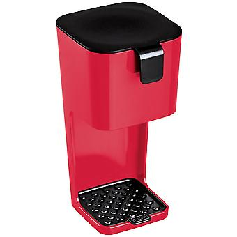 Red & Black Koziol Unplugged Coffee Maker