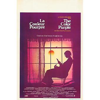 El Color púrpura de la película Poster (11 x 17)