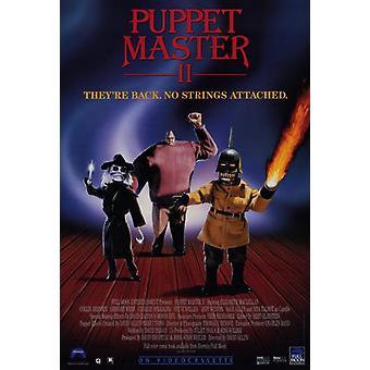 Повелитель кукол 2 фильм плакат печать (27 x 40)