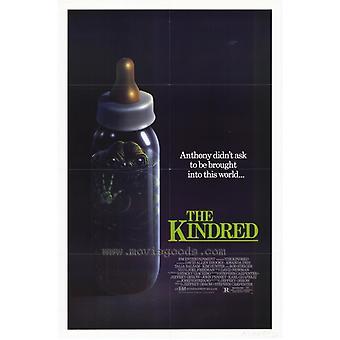 De Kindred film affisch Skriv (27 x 40)