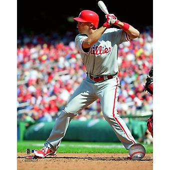 Raul Ibanez 2010 Action Photo Print