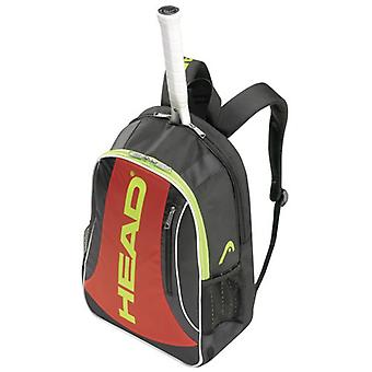 Head Elite Backpack schwarz/rot