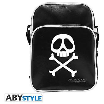 Abysse Albator Messenger Bag Emblem Vinyl Small Size Hook