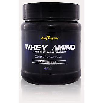 Big Man Nutrition Whey Amino 300 gr (Sport , Amino acids)