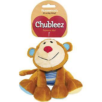 Chubleez Marvin Monkey 16cm (Packung mit 3)