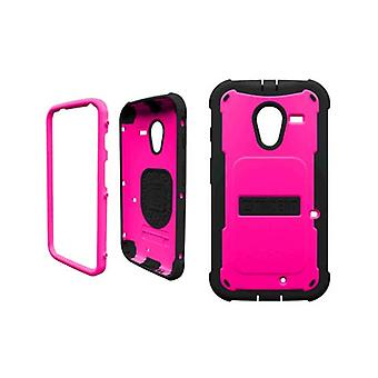 Trident Cyclops Case for Motorola X - Pink