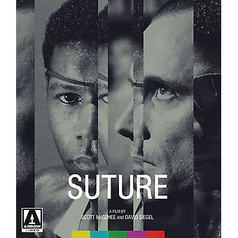 Sutur [Blu-ray] USA importerer